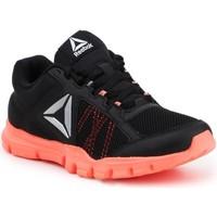 Schoenen Dames Fitness Reebok Sport YOURFLEX TRAINETTE 9.0 MT BS8042 black, koralowy