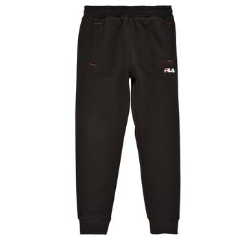 Textiel Jongens Trainingsbroeken Fila REBALA Zwart