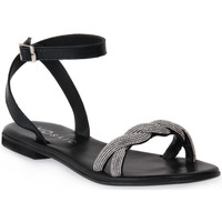 Schoenen Dames Sandalen / Open schoenen Mosaic NERO SHINE Nero