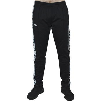 Textiel Heren Trainingsbroeken Kappa Banda Astoria Snaps Noir