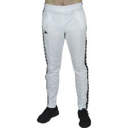 Textiel Heren Trainingsbroeken Kappa Banda Astoria Snaps Blanc