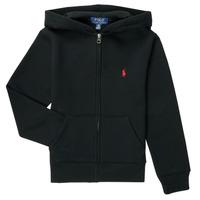 Textiel Jongens Sweaters / Sweatshirts Polo Ralph Lauren SINELA Zwart