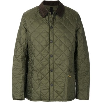 Textiel Heren Dons gevoerde jassen Barbour MQU0240 Military green