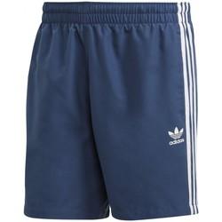Textiel Heren Korte broeken / Bermuda's adidas Originals  Blauw