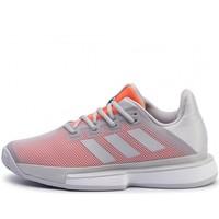 Schoenen Dames Tennis adidas Originals  Grijs