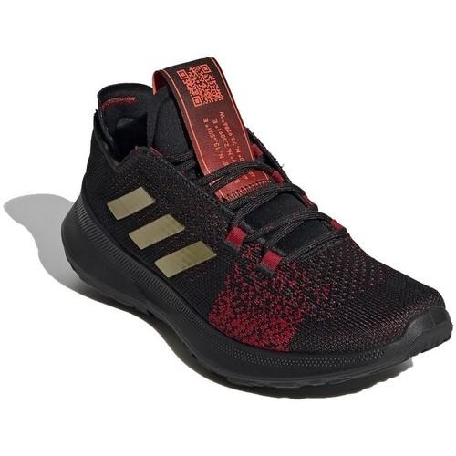 Schoenen Jongens Running / trail adidas Originals  Zwart