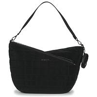 Tassen Dames Handtassen lang hengsel Desigual COCOA HARRY 2.0 MAXI Zwart