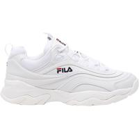 Schoenen Dames Lage sneakers Fila Ray Low Women Weiss