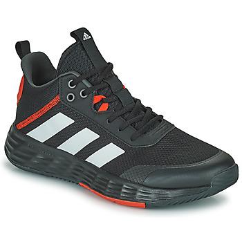 Schoenen Heren Basketbal adidas Performance OWNTHEGAME 2.0 Zwart