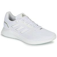 Schoenen Heren Running / trail adidas Performance RUNFALCON 2.0 Wit