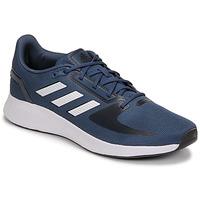 Schoenen Heren Running / trail adidas Performance RUNFALCON 2.0 Marine
