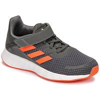 Schoenen Jongens Running / trail adidas Performance DURAMO SL C Grijs / Rood