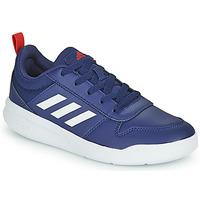 Schoenen Kinderen Lage sneakers adidas Performance TENSAUR K Marine / Wit