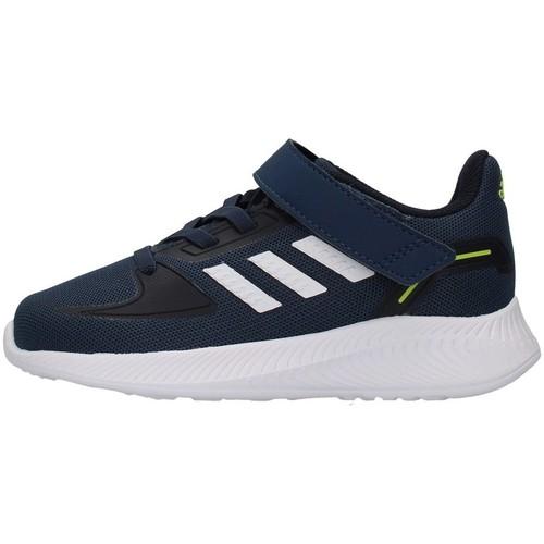 Schoenen Jongens Lage sneakers adidas Originals FZ0096 NAVY BLUE