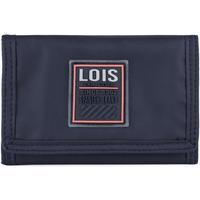 Tassen Heren Portefeuilles Lois COOPER Horizontale portemonnee voor heren Marine