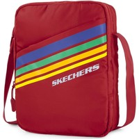 Tassen Schoudertassen met riem Skechers SET Unisex Bag Intensif rood