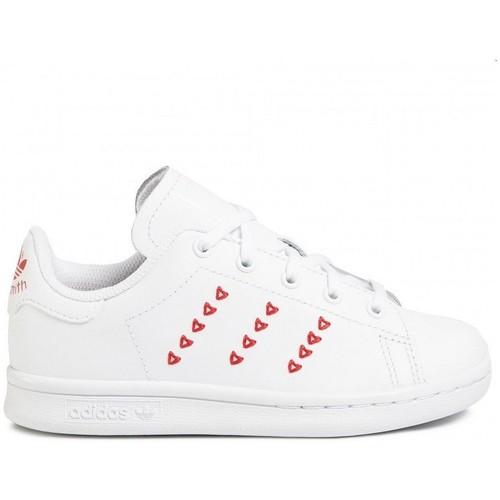Schoenen Jongens Lage sneakers adidas Originals  Wit