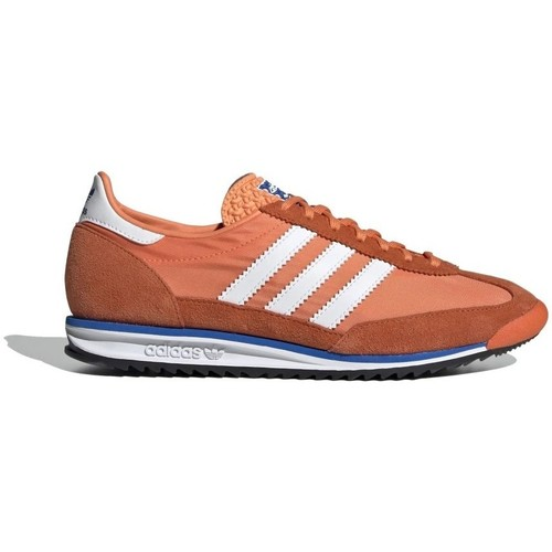 Schoenen Dames Lage sneakers adidas Originals  Oranje