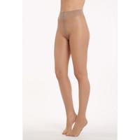Ondergoed Dames Panty's/Kousen Lisca Collants 10 DEN transparents Selection Beige