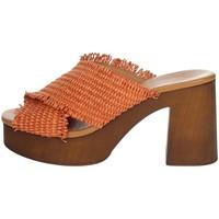 Schoenen Dames Sandalen / Open schoenen Elisa Conte CARRY Orange