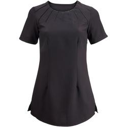 Textiel Dames T-shirts korte mouwen Alexandra  Zwart