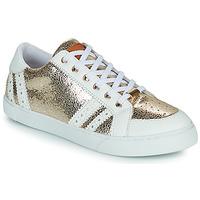 Schoenen Dames Lage sneakers Les Tropéziennes par M Belarbi SUZIE Goud / Wit
