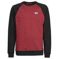 Textiel Heren Sweaters / Sweatshirts Vans RUTLAND III Bordeau / Zwart