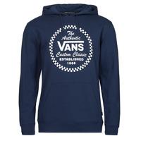 Textiel Heren Sweaters / Sweatshirts Vans ATHLETIC PO Blauw