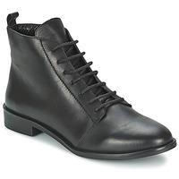 Schoenen Dames Laarzen Betty London MUSA Zwart