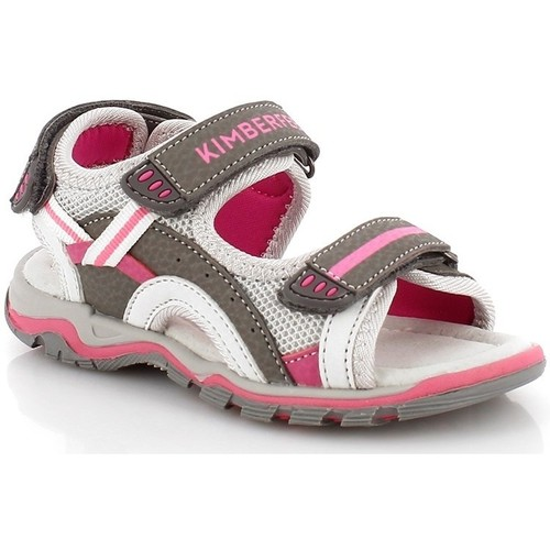 Schoenen Kinderen Sandalen / Open schoenen Kimberfeel TAKAO Roze