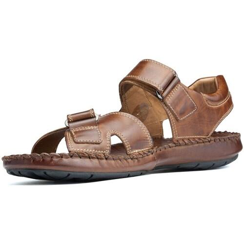 Schoenen Heren Sandalen / Open schoenen Pikolinos SANDALEN TARIFA 06J-5818XL LEER