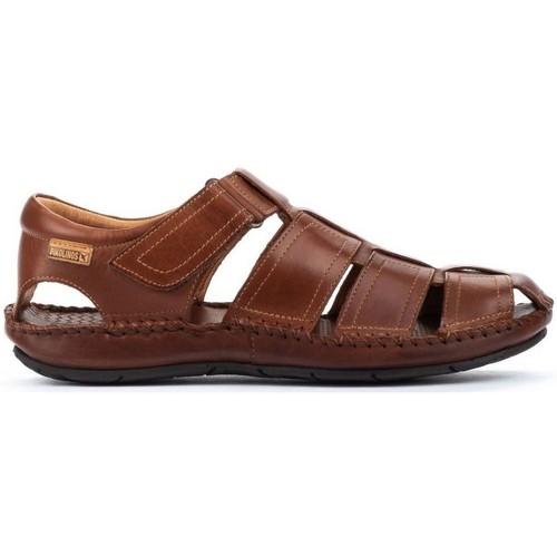 Schoenen Heren Sandalen / Open schoenen Pikolinos SANDALEN TARIFA 06J-5433XL LEER