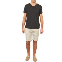 Textiel Heren Korte broeken / Bermuda's Serge Blanco 15144 Beige