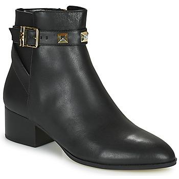 Schoenen Dames Laarzen MICHAEL Michael Kors BRITTON Zwart
