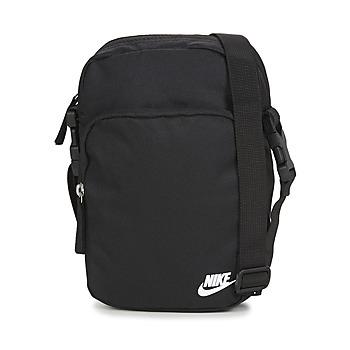 Tassen Tasjes / Handtasjes Nike NK HERITAGE CROSSBODY -  FA22 Zwart / Wit
