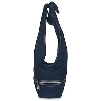 Tassen Dames Handtassen lang hengsel Kenzo KENZO ONDA Blauw