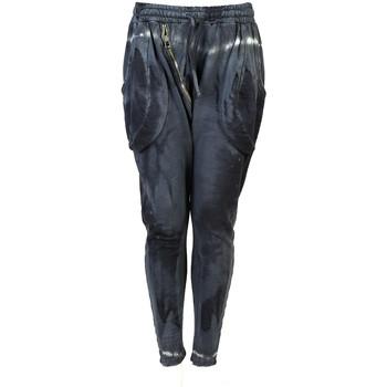 Textiel Dames Broeken / Pantalons La Haine Inside Us  Grijs
