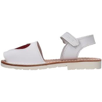 Schoenen Meisjes Sandalen / Open schoenen Balducci CITA4450 WHITE