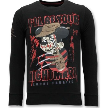 Textiel Heren Sweaters / Sweatshirts Lf Freddy Krueger Zwart