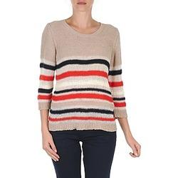 Textiel Dames Truien S.Oliver ZARA Beige / Blauw / Wit / OranJe