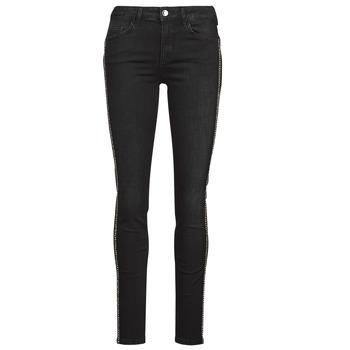 Textiel Dames Skinny jeans Liu Jo DIVINE Zwart