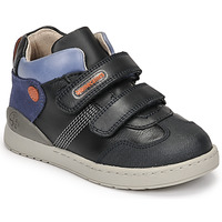 Schoenen Jongens Hoge sneakers Biomecanics BIOEVOLUTION BOY Marine