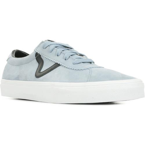 Schoenen Lage sneakers Vans Sport Blauw
