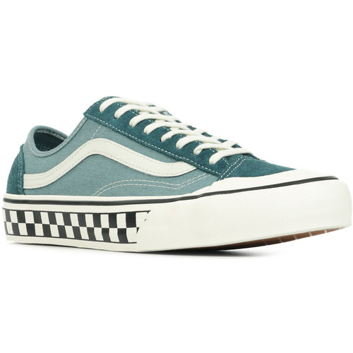 Schoenen Lage sneakers Vans Style 36 Decon SF Blauw