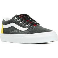 Schoenen Kinderen Lage sneakers Vans Old Skool Zwart