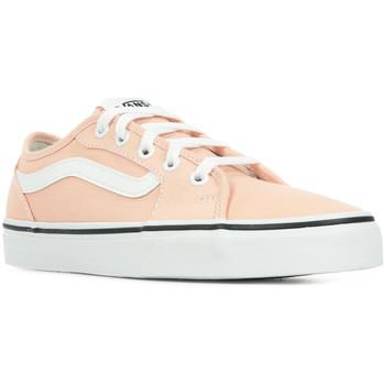 Schoenen Dames Lage sneakers Vans Filmore Decon Roze