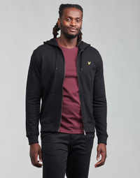 Textiel Heren Sweaters / Sweatshirts Lyle & Scott KANLIBE Zwart