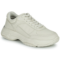 Schoenen Dames Lage sneakers Calvin Klein Jeans CHUNKY LACEUP Wit