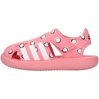 Schoenen Meisjes Sandalen / Open schoenen adidas Originals FY8959 PINK