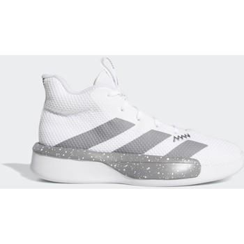 Schoenen Kinderen Fitness adidas Originals PRO NEXT K EF9812 Wit